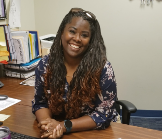 Go Behind the Scenes at ABES with our SysOp, Ms. Dewberry