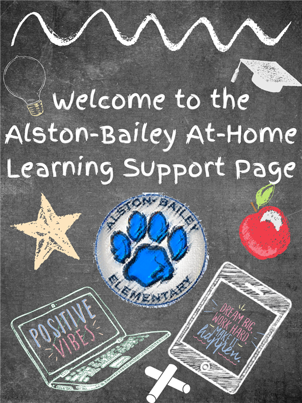 Welcome to ABES At-Home Learning Support